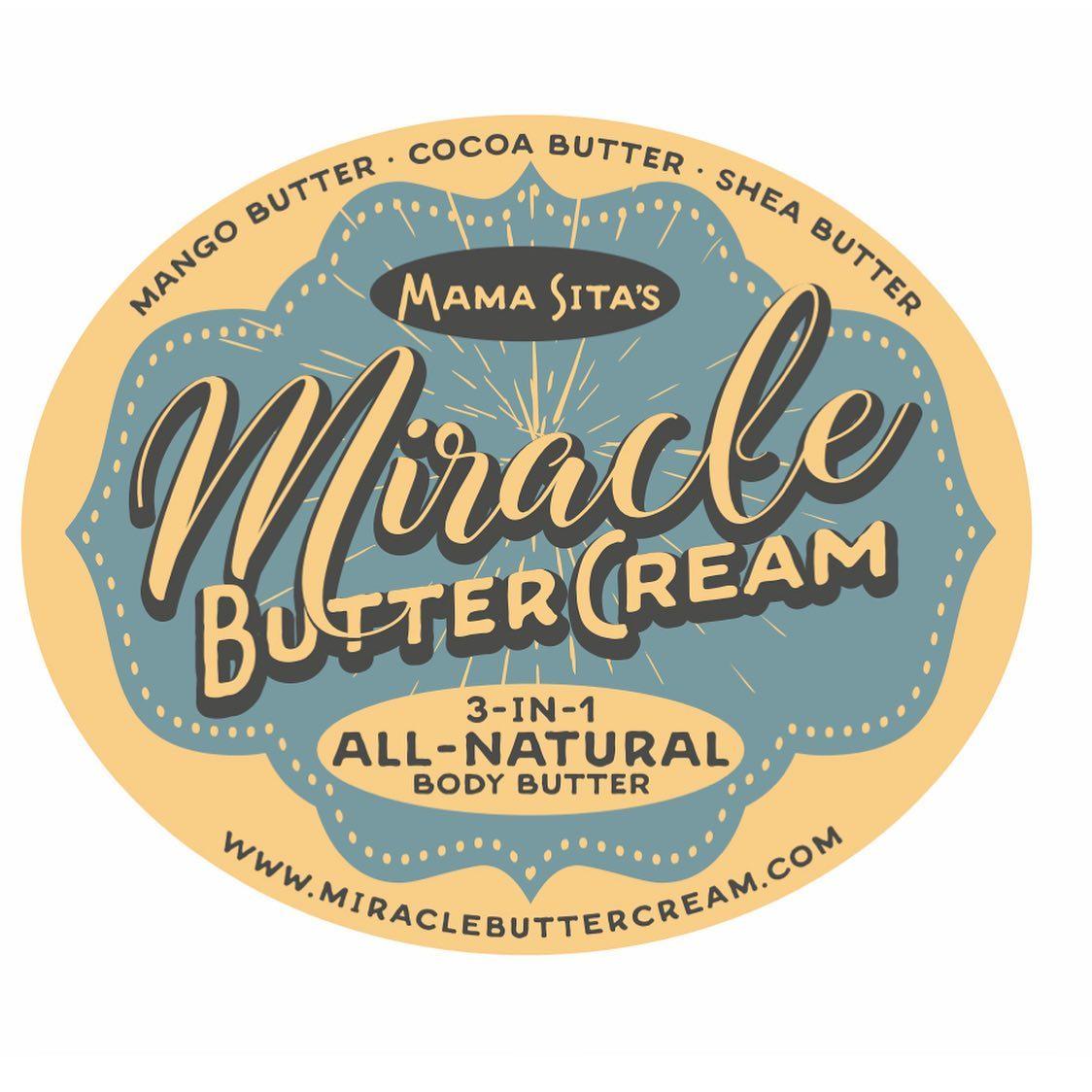Mama Sita's Miracle Butter Cream